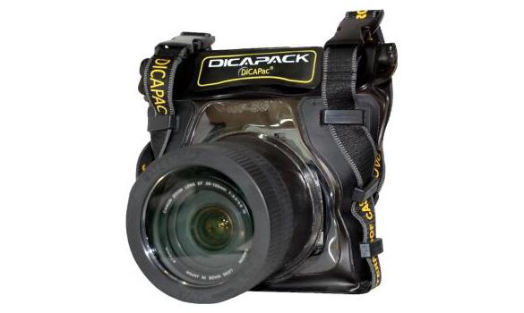 DiCAPac Waterproof DSLR Camera Bag  Intova Australia